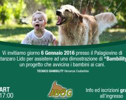 """Bambini e cani – """"Bambility"""""""