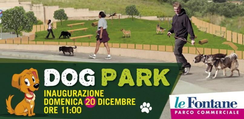 Inaugurazione Dog Park